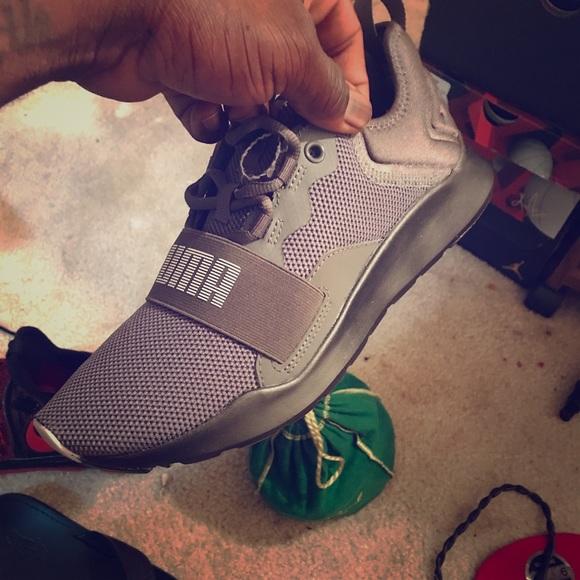 nouveau produit a8d78 3347e Custom puma shoe NWT